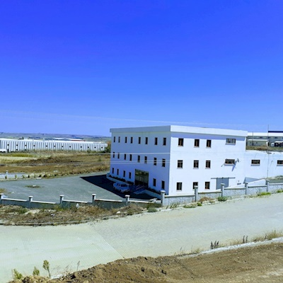 HALICI HEALTH IN NEW FACTORY